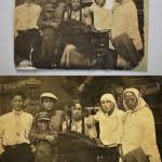 Реставрирование фото
