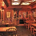 Дизайн Вип-зала ресторана