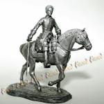 Скульптура короля Швеции Карла XII